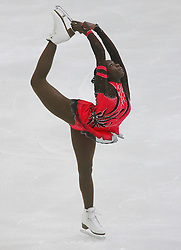 25.01.2011, Postfinance Arena, Bern, Eiskunstlauf EM 2011, im Bild Damen  Qualifikation Kur  Mae Berenice Meite (FRA) // during the European Figure Skating Championships 2011, in Bern, Switzerland, EXPA Pictures © 2011, PhotoCredit: EXPA/ EXPA/ Newspix/ Manuel Geisser +++++ ATTENTION - FOR AUSTRIA/ AUT, SLOVENIA/ SLO, SERBIA/ SRB an CROATIA/ CRO, SWISS/ SUI and SWEDEN/ SWE CLIENT ONLY +++++