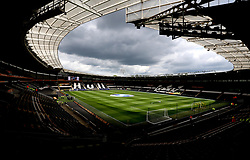 The KCOM Stadium, home of Hull City - Mandatory by-line: Robbie Stephenson/JMP - 21/05/2017 - FOOTBALL - KCOM Stadium - Hull, England - Hull City v Tottenham Hotspur - Premier League