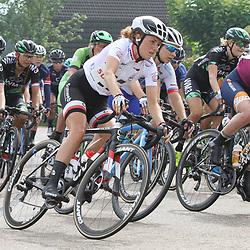 30-08-2017: Wielrennen: Boels Ladies Tour: Arnhem: Floortje Mackaij