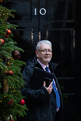 © Licensed to London News Pictures. 19/12/2018. London, UK. Michael Russell MP arrives for meetings with British Prime Minister Theresa May. Photo credit : Tom Nicholson/LNP