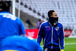 Kyle Bennett of Bristol Rovers warms up ahead of his side's Sky Bet League One fixture against Sunderland - Mandatory by-line: Robbie Stephenson/JMP - 15/12/2018 - FOOTBALL - Stadium of Light - Sunderland, England - Sunderland v Bristol Rovers - Sky Bet League One