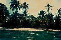 Little Corn Island, Nicaragua. Copyright 2017 Reid McNally.