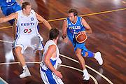 DESCRIZIONE : Cagliari Torneo Internazionale Sardegna a canestro Italia Estonia <br /> GIOCATORE : Daniele Cavaliero <br /> SQUADRA : Nazionale Italia Uomini Italy <br /> EVENTO : Raduno Collegiale Nazionale Maschile <br /> GARA : Italia Estonia Italy Estonia <br /> DATA : 13/08/2008 <br /> CATEGORIA : Penetrazione <br /> SPORT : Pallacanestro <br /> AUTORE : Agenzia Ciamillo-Castoria/S.Silvestri <br /> Galleria : Fip Nazionali 2008 <br /> Fotonotizia : Cagliari Torneo Internazionale Sardegna a canestro Italia Estonia <br /> Predefinita :