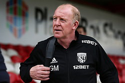West Bromwich Albion Assistant Head Coach Gary Megson arrives at the Wham Stadium - Mandatory by-line: Matt McNulty/JMP - 22/08/2017 - FOOTBALL - Wham Stadium - Accrington, England - Accrington Stanley v West Bromwich Albion - Carabao Cup - Second Round