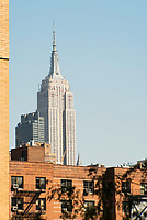 View from 332 West 17th Street