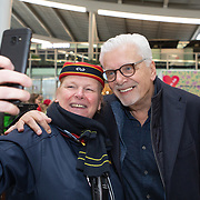 NLD/Utrecht/20200214 - Bn'ers zoeken echt contact met reizigers, Jan Slagter