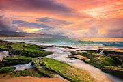 North Shore Coast of Hawaii