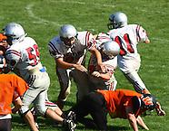Football 2010 JV football Scrimmage