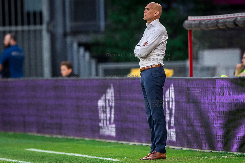 12-05-2018 NED: FC Utrecht - Heerenveen, Utrecht<br /> FC Utrecht win second match play off with 2-1 against Heerenveen and goes to the final play off / Coach Jurgen Streppel