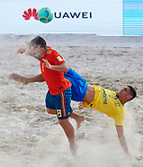 HUAWEI INTERCONTINENTAL BEACH SOCCER CUP DUBAI 2018