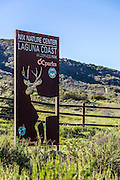 Nix Nature Center at Laguna Coast Wilderness Park in Orange County California