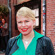 NLD/Amsterdam/20130408 - Uitreiking Mama of the Year award 2013, Annemarie Jung