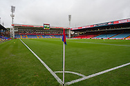 Picture by David Horn/Focus Images Ltd +44 7545 970036<br /> 09/11/2013<br /> General View of Selhurst park before the Barclays Premier League match at Selhurst Park, London.