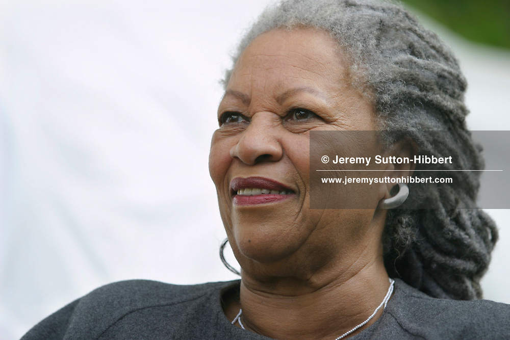Toni Morrison,  American Nobel prize winning author..(8 Pictures, non-exclusive).