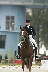 Cuypers Carl - Hofgut Liederbach's Barclay<br /> World Equestrian Games Aachen 2006<br /> Photo © Hippo Foto
