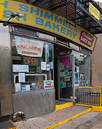 When you crave a knish, look no further - the Original Yonah Schimmel Knishery - since 1910; 137 E Houston St, New York