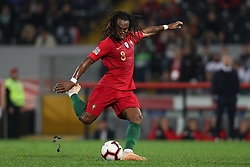 November 20, 2018 - Guimaraes, Guimaraes, Portugal - Renato Sanches midfielder of Portugal in action during the UEFA Nations League football match between Portugal and Poland at the Dao Afonso Henriques stadium in Guimaraes on November 20, 2018. (Credit Image: © Dpi/NurPhoto via ZUMA Press)