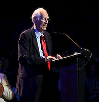 John Barry: The Memorial Concert at The Royal Albert Hall, London..Monday, June.20, 2011 (AP Photo/John Marshall JME)