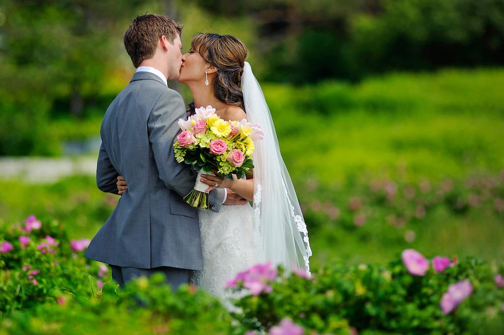 Nonantum Wedding in Maine.  Image by Maine Wedding Photographer, Puerto Vallarta Wedding Photographer, New York City Wedding Photographer and Philadelphia Wedding Photographer Michelle Turner.