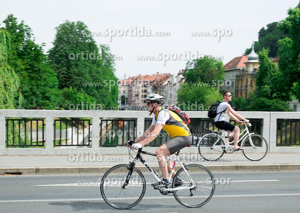 34th Marathon Franja BTC City 2015 on June 14, 2015 in Askerceva street, Ljubljana, Slovenia. Photo by Vid Ponikvar / Sportida