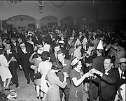 20/04/1970<br /> 04/20/1970<br /> 20 April 1970<br /> Tynagh Mines Dinner Dance at Loughrea, Co. Galway. Party in full flow.