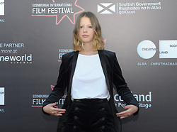 Edinburgh International Film Festival, Thursday, 21st June 2018<br /> <br /> THE SECRET OF MARROWBONE (UK PREMIERE)<br /> <br /> Pictured: Mia Goth<br /> <br /> (c) Aimee Todd | Edinburgh Elite media