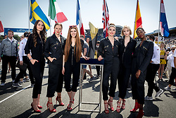 May 5, 2018 - Germany - Motorsports: DTM race Hockenheimring, Saison 2018 - 1. Event Hockenheimring, GER, Germanys Next Top Model (Credit Image: © Hoch Zwei via ZUMA Wire)