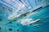 The Israeli All-Stars swimmers