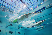 The first Israeli All-Stars swimming competition<br />
