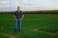 David A. Marburger, Assistant Professor<br /> Small Grains Extension Specialist<br /> Oklahoma State University<br /> Department of Plant and Soil Sciences