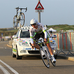 Olympia's Tour 2013 proloog Katwijk Cambell Flakemore