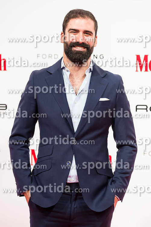 28.01.2016, Goya Theatre, Madrid, ESP, Men'sHealth Awards, im Bild Jorge Cremades attends // to the delivery of the Men'sHealth awards at Goya Theatre in Madrid, Spain on 2016/01/28. EXPA Pictures &copy; 2016, PhotoCredit: EXPA/ Alterphotos/ BorjaB.hojas<br /> <br /> *****ATTENTION - OUT of ESP, SUI*****