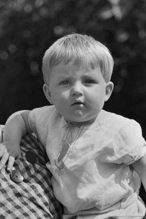 Roger Daby, Edhof, Molln, Austria, 1935