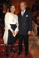 The MARQUESS & MARCHIONESS OF DOURO at a party to celebrate the launch of the 'Inde Mysterieuse' jewellery collection held at Lancaster House, London SW1 on 19th September 2007.<br /><br />NON EXCLUSIVE - WORLD RIGHTS