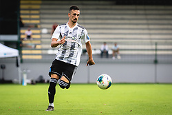 Staniša Mandić of Mura during football match between NŠ Mura and NK Domžale in 30th Round of Prva liga Telekom Slovenije 2019/20, on June 28, 2020 in Fazanerija, Murska Sobota, Slovenia. Photo by Blaž Weindorfer / Sportida