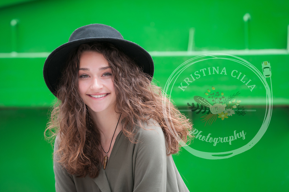 Girls Senior Portraits by Vacaville photographer Kristina Cilia