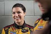 March 12-16, 2019: Mobil 1 12 hours of Sebring. #57 Meyer Shank Racing w/ Curb-Agajanian Acura NSX GT3, GTD: Katherine Legge