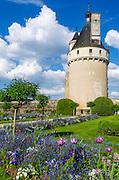 Chateau de Chenonceau, Chenonceaux, Loire Valley, France