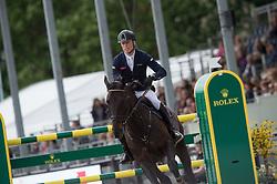Kuhner Max, AUT, Cornet Kalua<br /> CSI5* Jumping<br /> Royal Windsor Horse Show<br /> © Hippo Foto - Jon Stroud