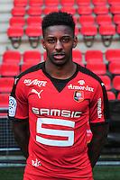 Steven Moreira - 15.09.2015 - Photo officielle Rennes - Ligue 1 2015/2016<br /> Photo : Philippe Le Brech / Icon Sport