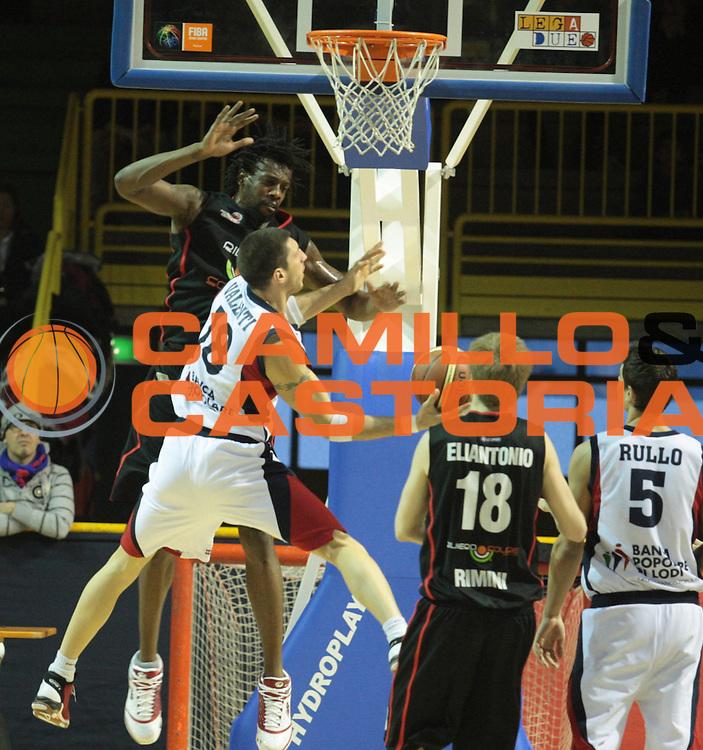 DESCRIZIONE : Lodi Lega A2 2009-10 Campionato UCC Casalpusterlengo - Riviera Solare RN<br /> GIOCATORE : Rodolfo valenti Jr<br /> SQUADRA : UCC Casalpusterlengo<br /> EVENTO : Campionato Lega A2 2009-2010<br /> GARA : UCC Casalpusterlengo Riviera Solare RN<br /> DATA : 14/03/2010<br /> CATEGORIA : Tiro<br /> SPORT : Pallacanestro <br /> AUTORE : Agenzia Ciamillo-Castoria/D.Pescosolido