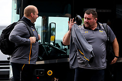 Wasps Director of Rugby Dai Young arrives at Sale Sharks - Mandatory by-line: Robbie Stephenson/JMP - 05/10/2019 - RUGBY - AJ Bell Stadium - Manchester, England - Sale Sharks v Wasps - Premiership Rugby Cup