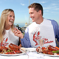 The Lobster Restaurant on the Santa Monica Pier.