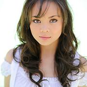 June 22, 2008;  Lancaster, CA  USA..Actress Anna Maria Perez de Tagle..Perez de Tagle stars in the Disney Channel show Hannah Montana and the movie Camp Rock. ..Photo by Preston Mack