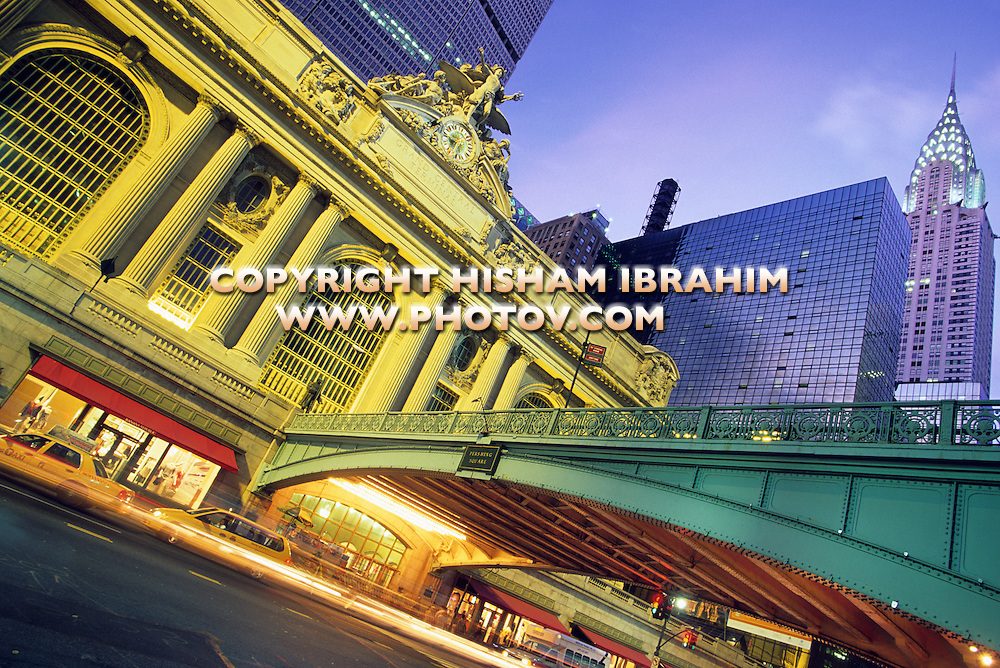 Grand Central Station, New York, USA