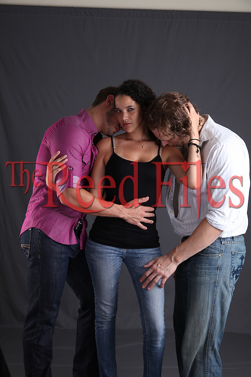 The Reed Files: Menage a Trois Stock