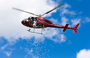 Atlas Helicopters Golf Ball Drop