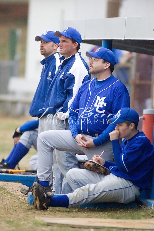 MCHS JV Baseball .vs Orange .March 24, 2006