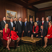 Searcy Law, Partners and associates, formal group portrait