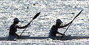 20040824 Olympic Games Athens Greece .[Canoe/Kayak Flatwater Racing]  Lake Schinias.. .Photo  Peter Spurrier.email images@intersport-images.com...